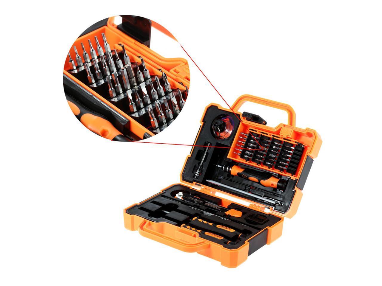 Deluxe Cell Phone Repair Tool Kits 6 in 1 Professional Durable Screwdriver Repair Open Tool Kit for iPhone 7 Repair Kits