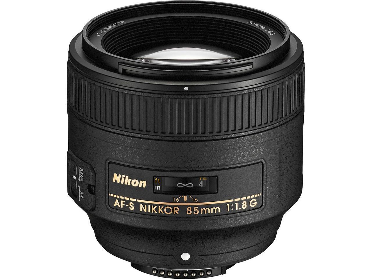 Lens Hood Universal 67mm black for Nikon AF-S 85 mm F1.8 G