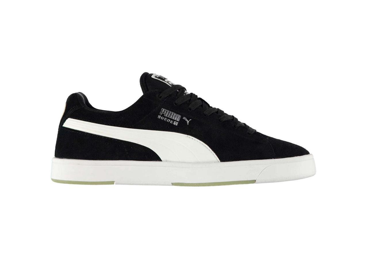 Puma Mens Suede S Trainers Padded Ankle