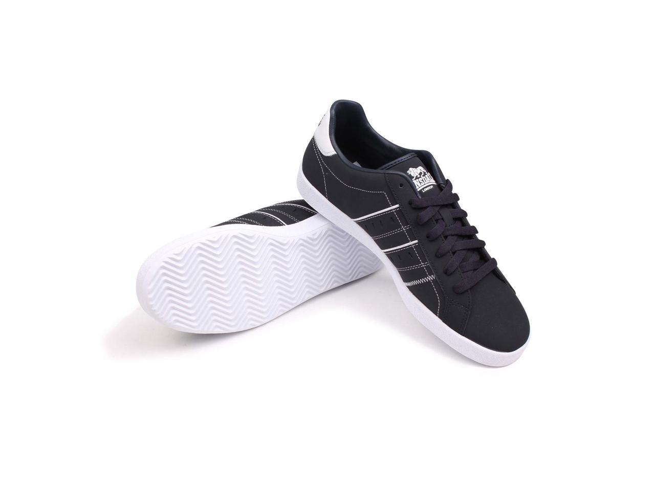 Lonsdale Mens Gents Oval Trainers Sport