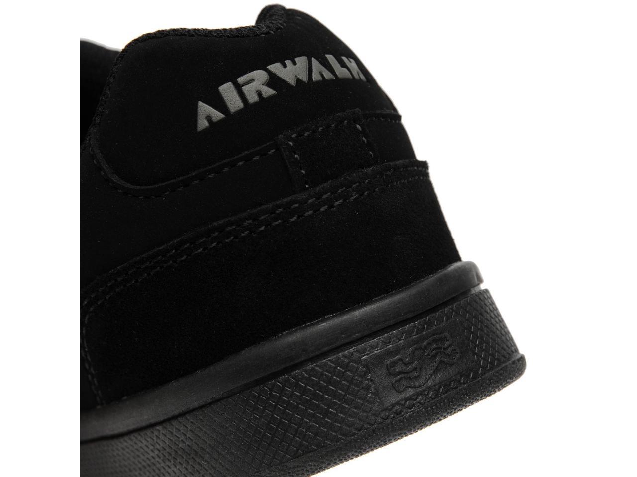 Airwalk Mens Brock Skate Shoes Trainers Padded Tongue Suede