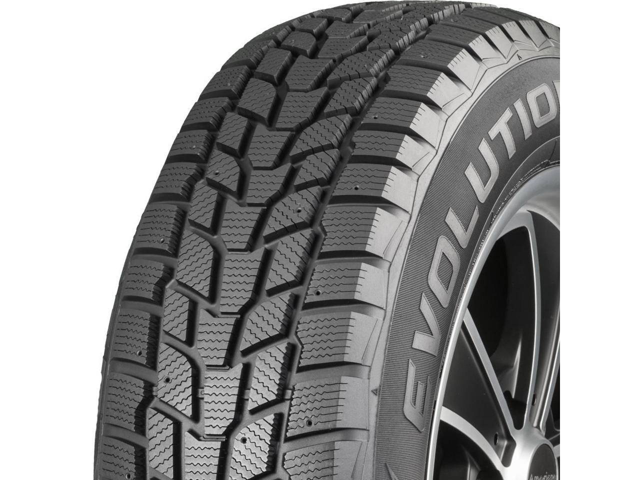 Cooper Evolution Winter Studable-Winter Radial Tire 225//55R17 97T
