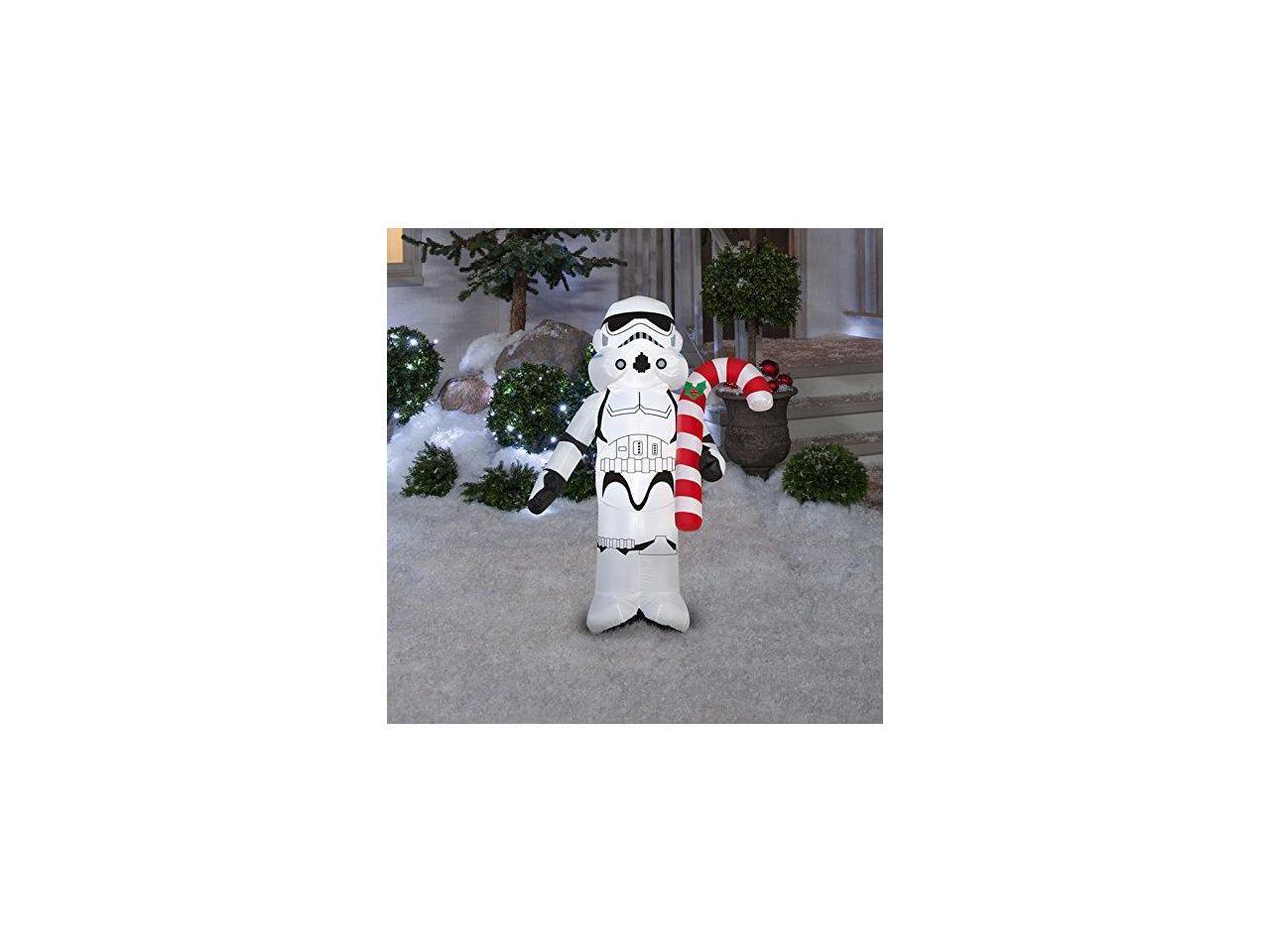 Gemmy Industries Star Wars Stormtrooper Holding Can ...