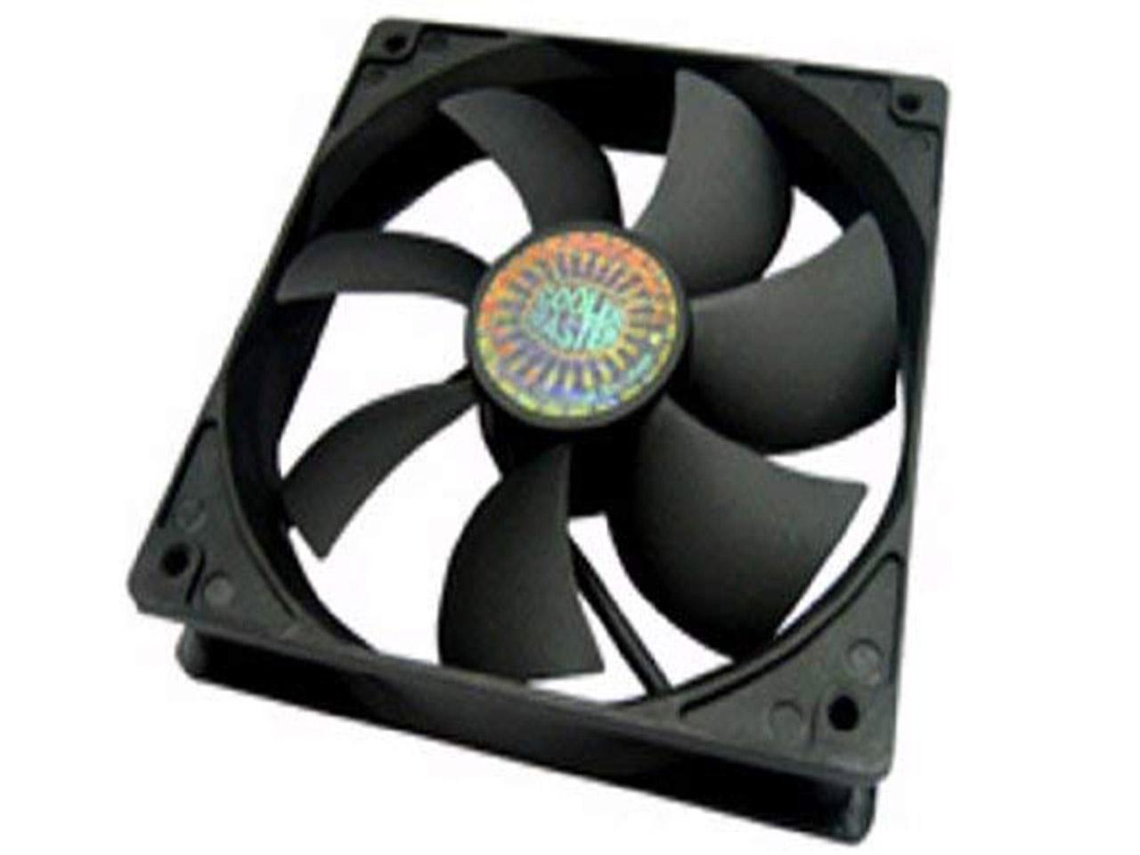 120mm PC Computer Case Cooling Radiator Large 4PIN /& Small 3PIN Interface Cooling Fan for PC PS4 Red Xbox 12V DC Cooling Fan PC TV Box.