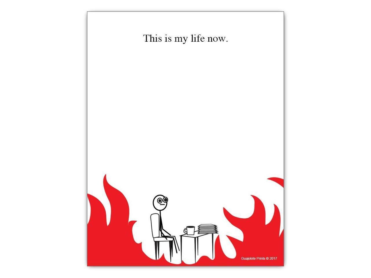 Note Pad 50 Sheets designed by MarketShip. FunnyTo Do List Note Pad for Home or Office use Things To Tweet Today 4 x 6 inch