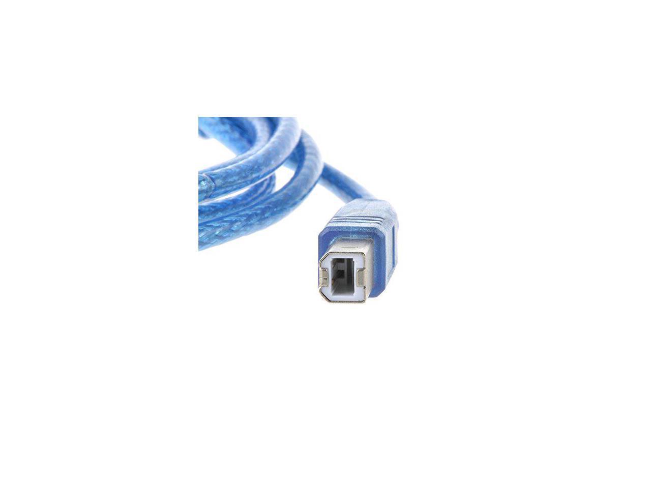 Accessory USA USB Cable Cord Lead for WD 1TB WDBAAH0010HCH-NE mybook ex HDD esata