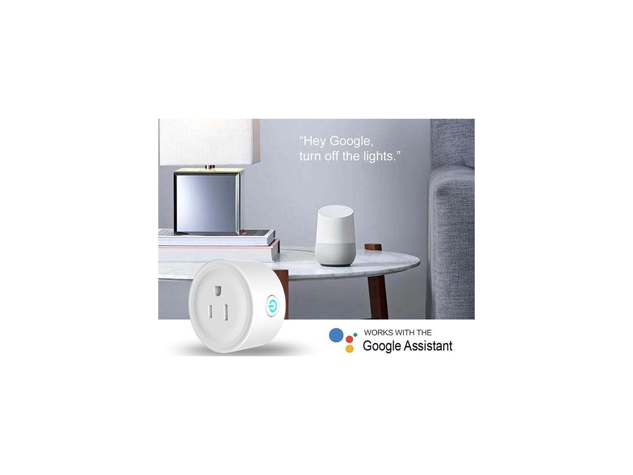 Avatarcontrols Wifi Smart Plug Wireless Wifi Outlet