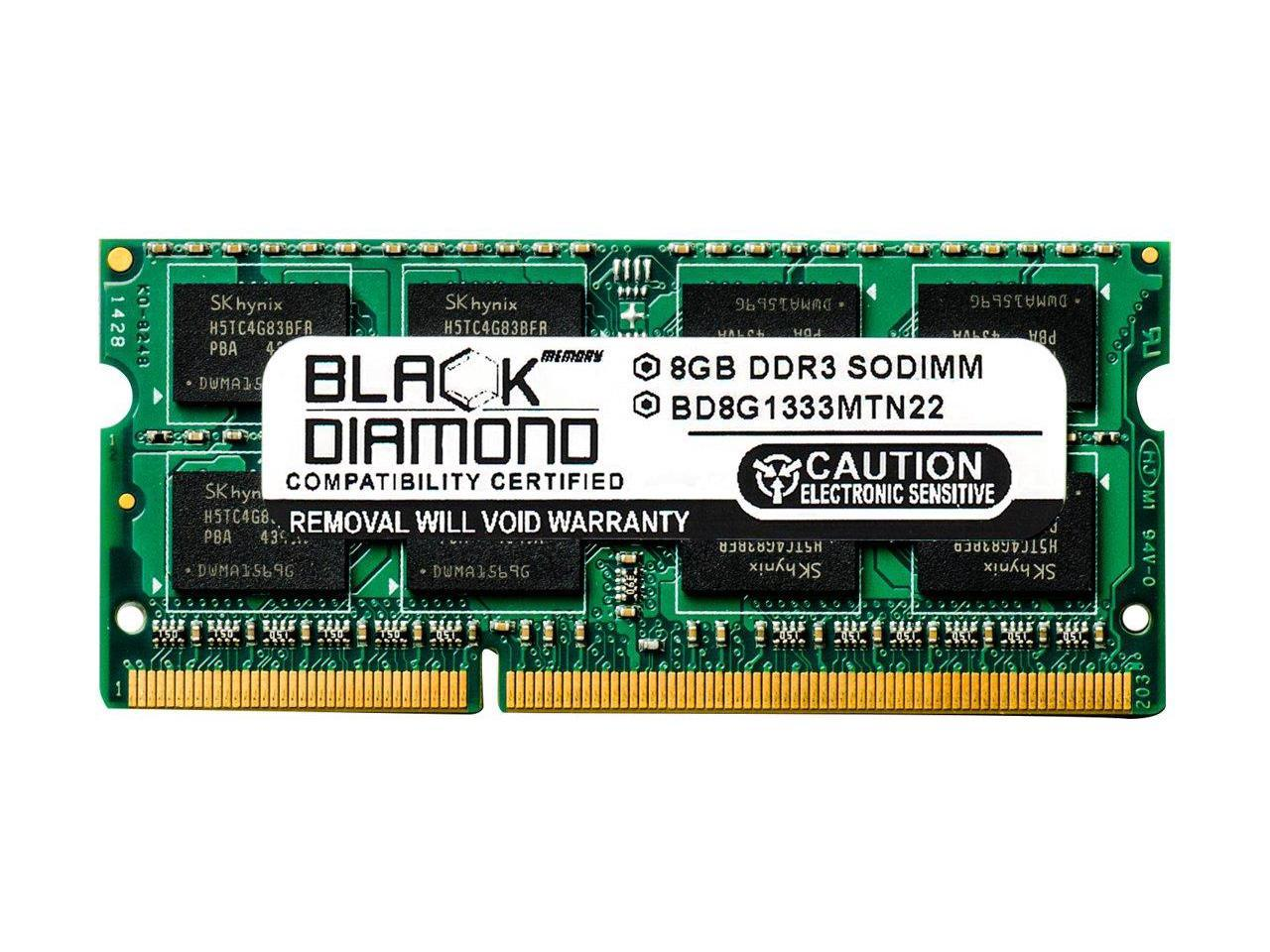 8GB Memory Ram Compatible with HP//Compaq Elitebook 8560W Quad Core by CMS A14 1X8GB