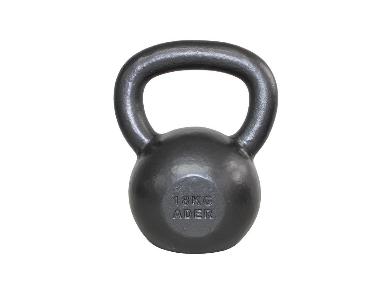NEW Weider 30 Lb Pound Kettlebell PAIR Weight Cast Iron Kettle Bell 60 LB TOTAL