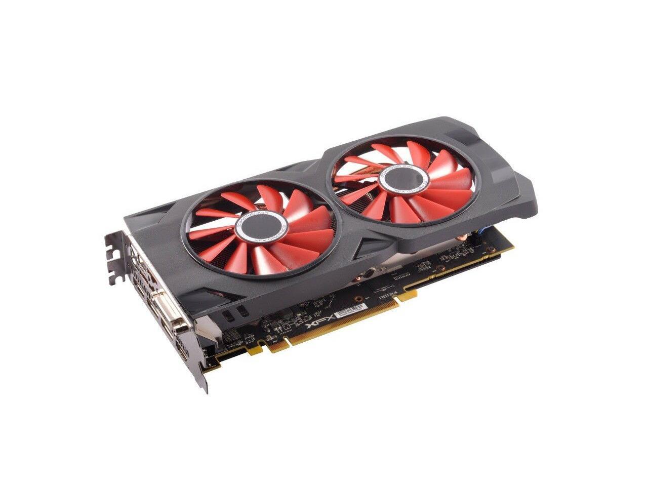 XFX Radeon RX 570 RS XXX Edition 1286MHz, 8gb 256bit GDDR5 ...