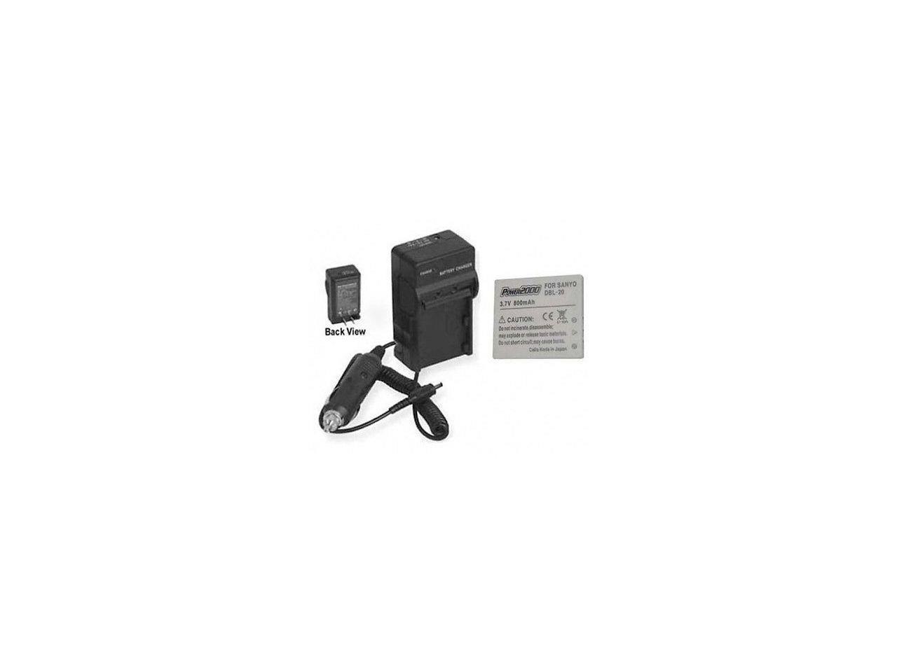 Sanyo Xacti DSC-C1 Camcorder External Microphone