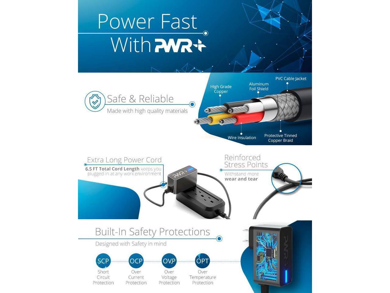 Replacement Power Supply for 6V Proform Cross Trainer 696 EU