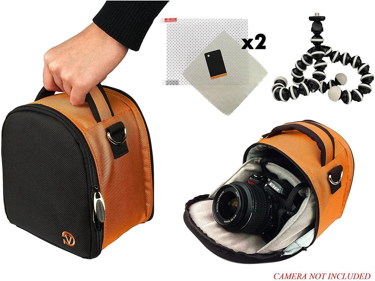 Compact SLR Travel Fashion Backpack for Canon EOS 6D 60D 600D 650D Rebel T4i T3i Kiss X6i X5 Camera
