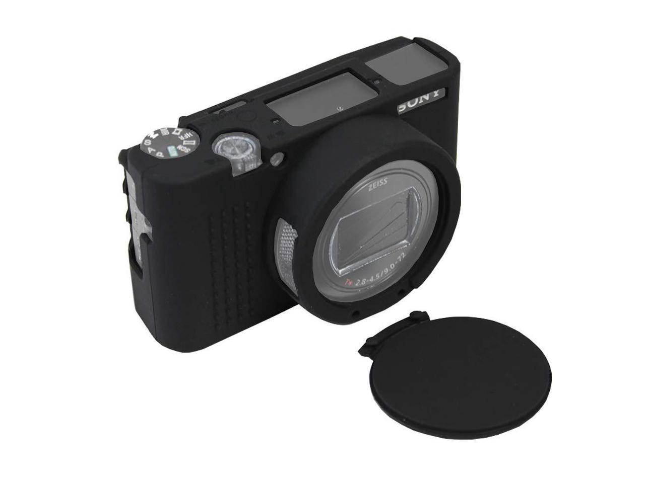 Camera bag for Sony Cyber-shot DSC-WX350 protection storage Case universal black