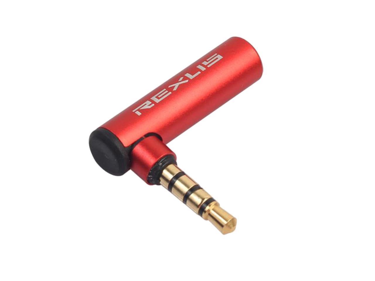 5 x Universal 3,5 mm OMTP zu CTIA Kopfhörer Konverter Adapter 3,5 mm