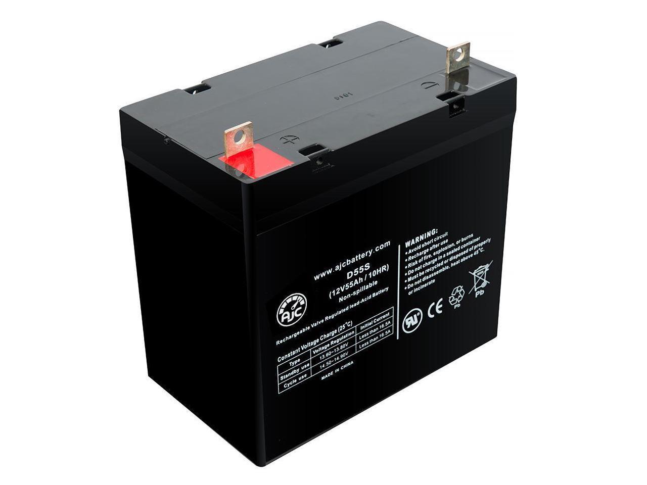 APC Back-UPS ES USB 650VA 12V 9Ah UPS Battery This is an AJC Brand Replacement