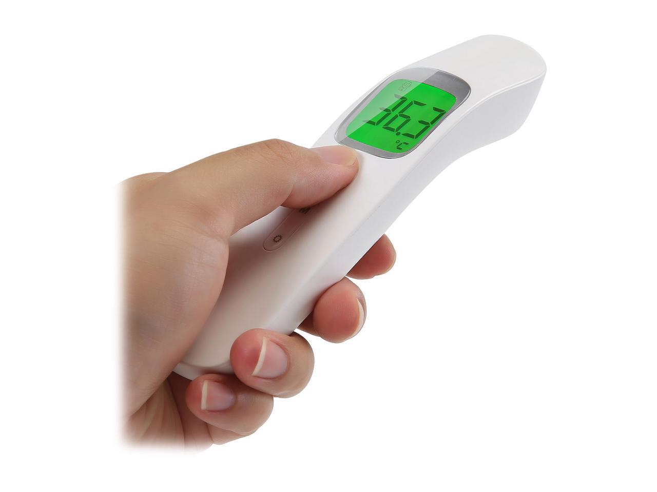Infrared Adult Thermometer for Adults//Kid iHealth No-Touch Forehead Thermometer