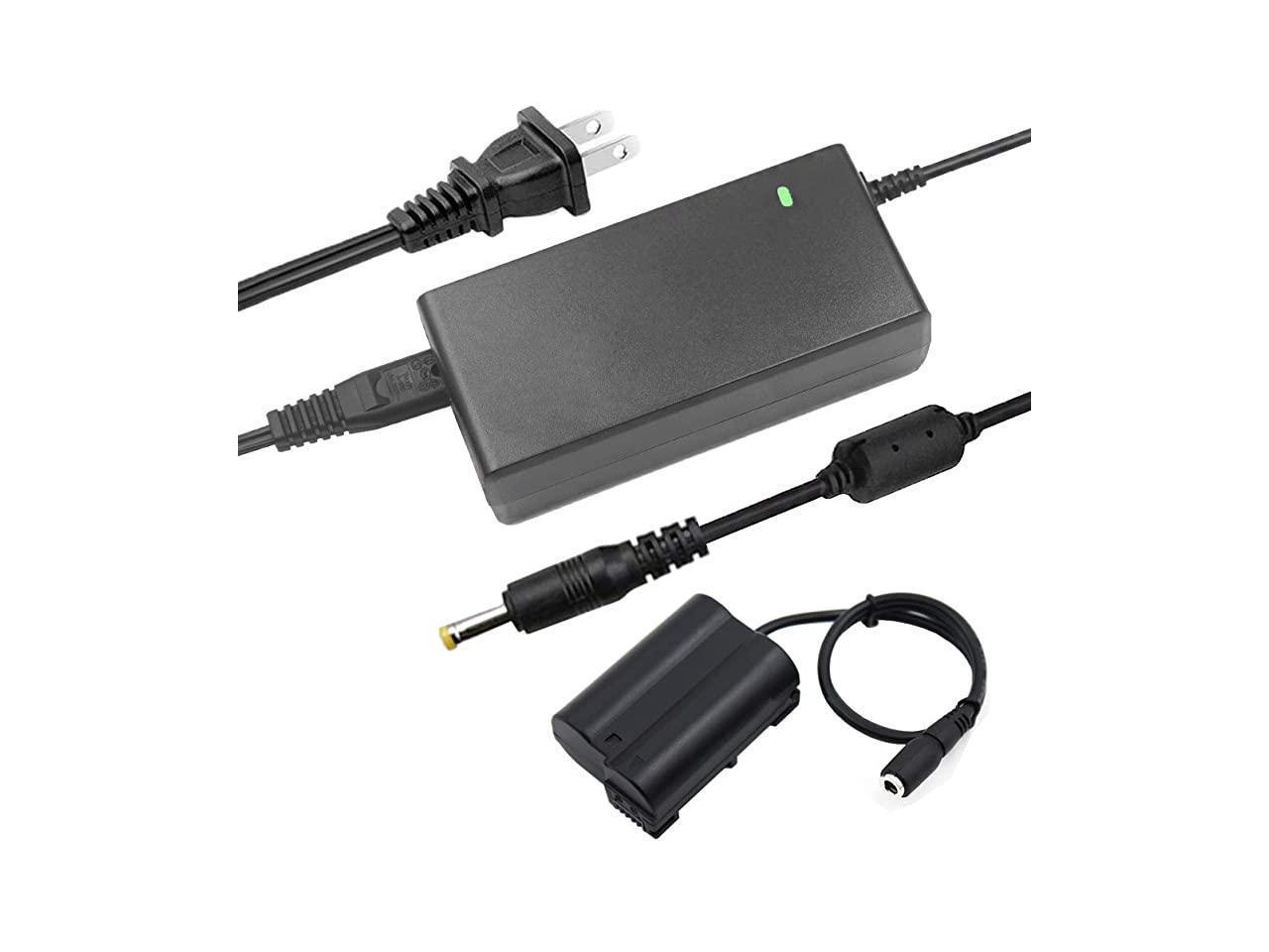 EH-5 Mains /& D-TAP to EP-5B EN-EL15 Battery Coupler Cable for Nikon D750 DSLR