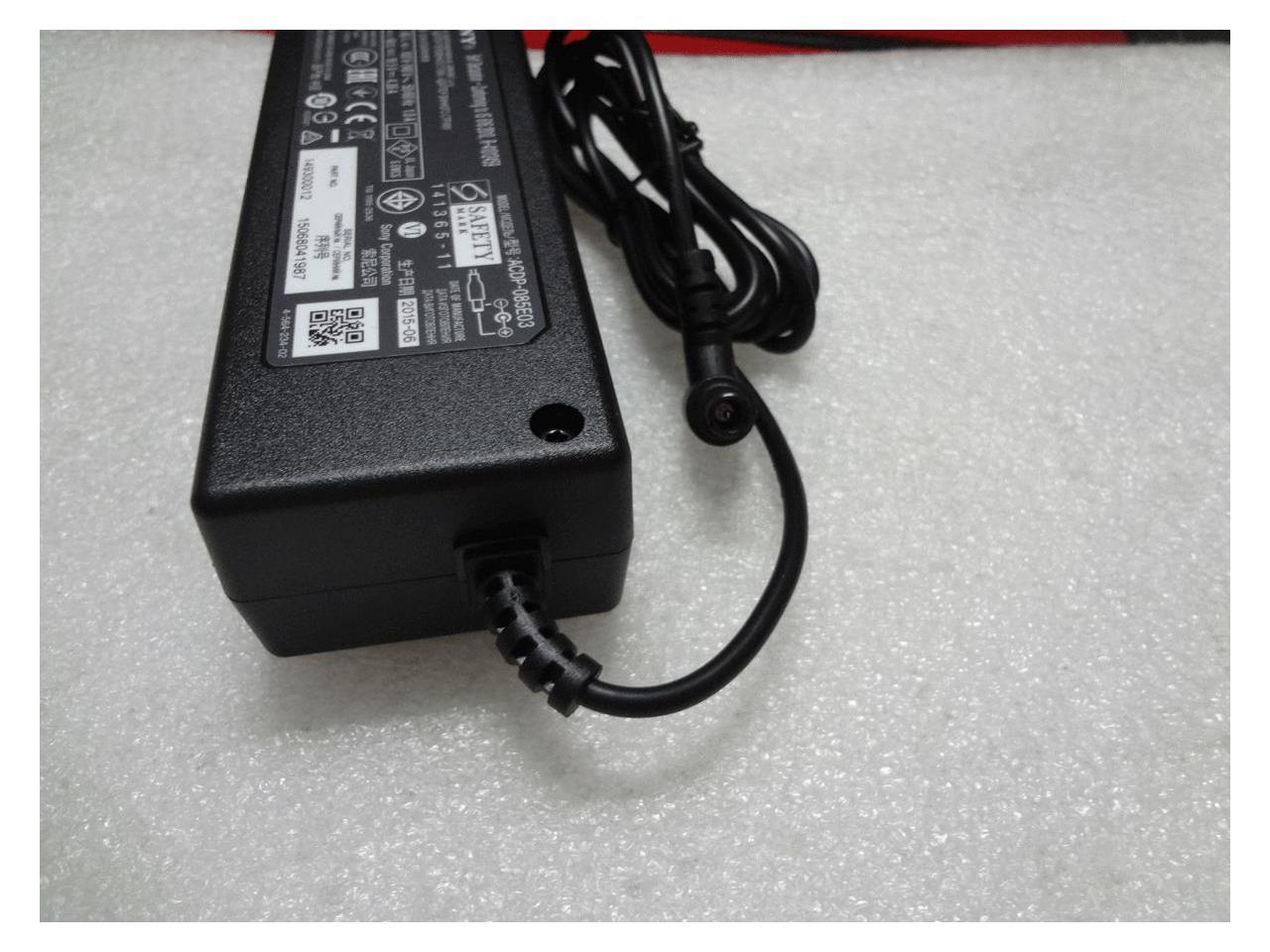 Genuine Original Sony Bravia TV Television Power Adapter Cable Lead ACDP-085E03