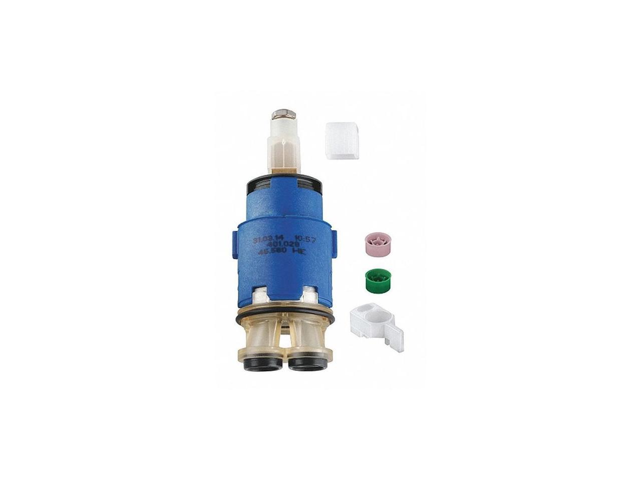 Grohe 46580000 Faucet Cartridge Plastic 1 1 8 L Newegg Com