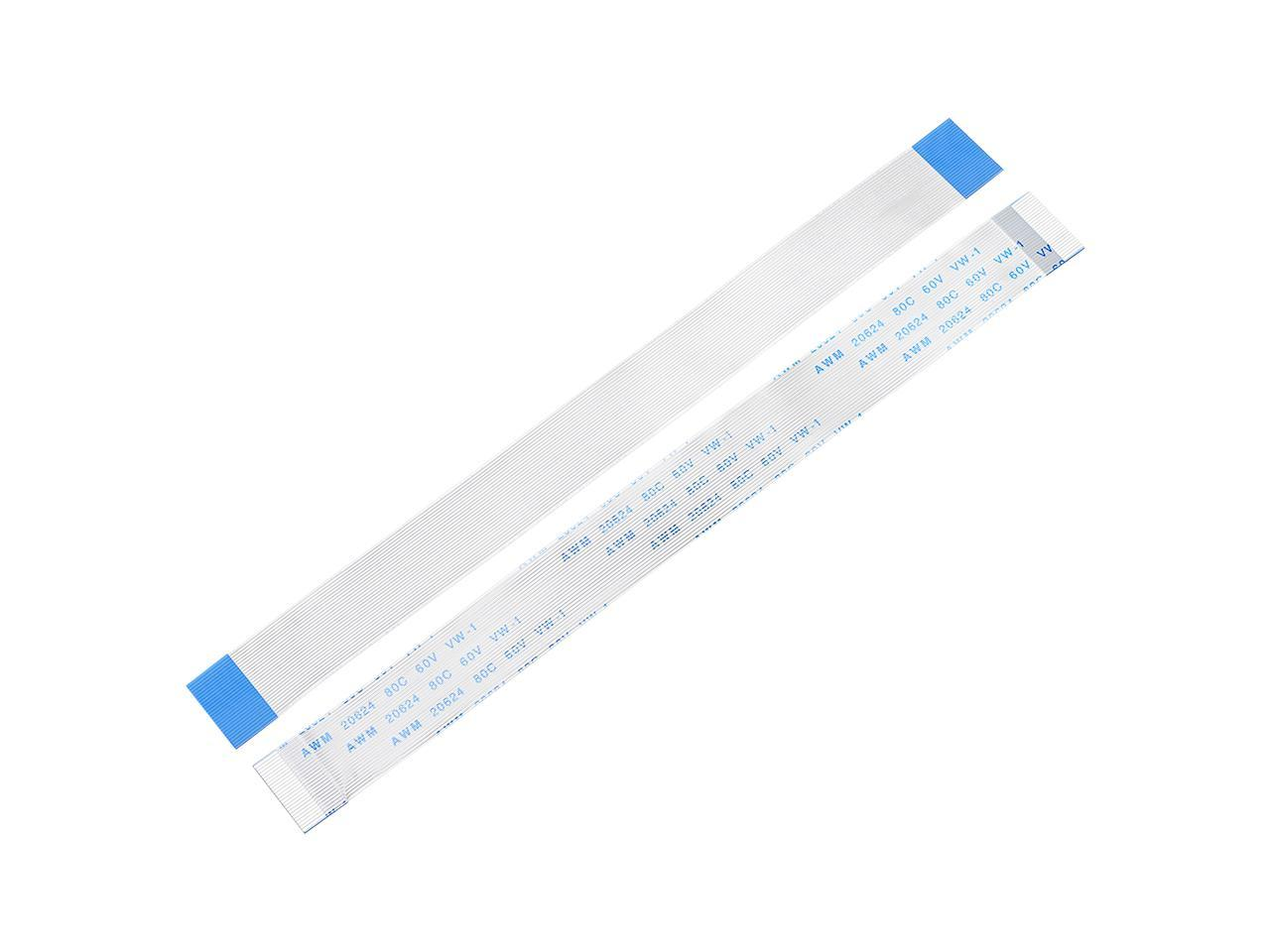 IDC Rainbow Wire Flat Ribbon Cable 26 Pins 43cm Length 2