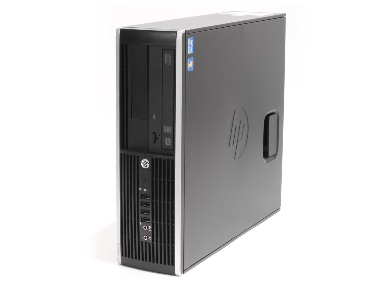 Refurbished Hp Elite 8300 Sff Desktop Quad Core Intel Core I7 3770 3 4ghz 16gb Ddr3 Ram 256gb Ssd Dvdrw Windows 10 Pro Newegg Com