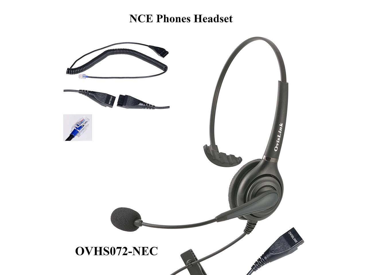 Special Color Edition Compatible with 3.5mm and 2.5mm Phones Jabra EarWave Corded Headset