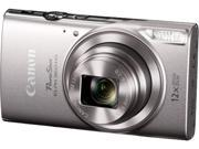 Canon PowerShot ELPH 360 HS Digital Camera - Silver
