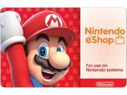 Deals on $60 Nintendo eShop Gift Card Email Delivery