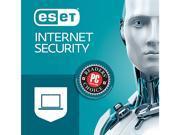 Deals on ESET Internet Security, 3 PCs Download