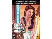 Grand Theft Auto V and Criminal Enterprise Starter Pack PC Deals