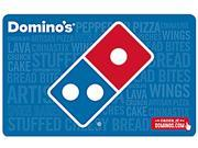 $30 Dominos Pizza Gift Card (Email Delivery)