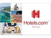 Newegg.com deals on $100 Hotels.com Gift Card Email Delivery
