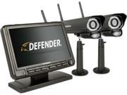 Defender PhoenixM2 Security System w/7ft Monitor and 2 Cameras Deals