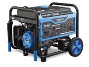 Pulsar Dual Fuel 10000w Generator with Switch & Go Technology