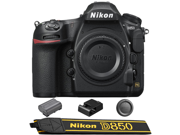 Nikon D850 DSLR Camera (Body Only) (international Model)