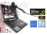 "Dell G5 5590 Gaming Notebook, 15.6"" FHD Display, Intel Core i7-9750H Upto4.5GHz, 16GB RAM, 512GB NVMe SSD, NVIDIA GeForce RTX2060, HDMI, MiniDP, Thunderbolt, Wi-Fi, BT, Windows 10 Home (G5590-7797BLK)"