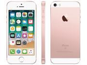 Apple iPhone SE 16GB IOS 9 Unlocked GSM Phone - Rose Gold