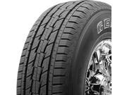 1 New P255/70R17  General Grabber HTS  255 70 17 Tire