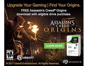 Seagate Gift Assassin's Creed Origins