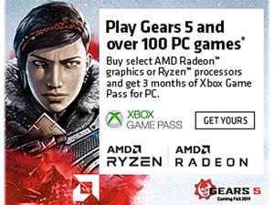 AMD Gift - Xbox Game Pass for PC