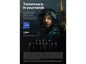 Intel Gift - Death Stranding Gaming Bundle