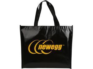 Newegg/MSI Shopping Bag, Non Woven, Black