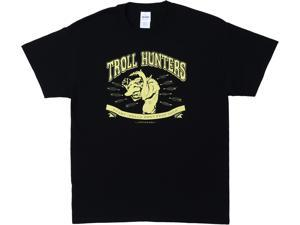Newegg Troll Hunter Patent Troll T-Shirt, Medium