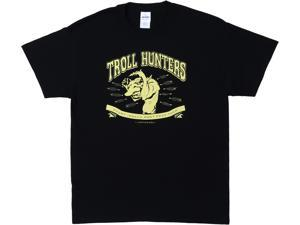 Newegg Troll Hunter Patent Troll T-Shirt, X-Large