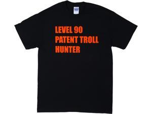 Newegg Level 90 Patent Troll T-Shirt, Large