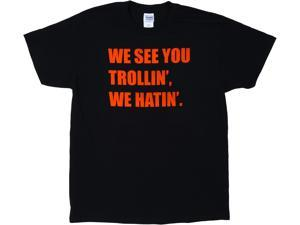 Newegg We See You Trollin' Patent Troll T-Shirt, Medium