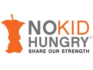 No Kid Hungry $1 Charity Donation = 10 Meals