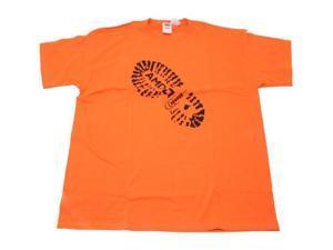 "GENERIC ""Stomped"" AMD shirt - Orange"