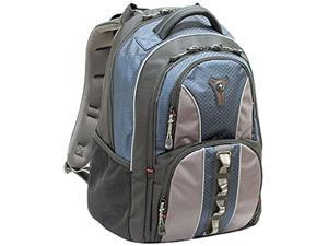 WENGER BY GROUP III GA-7343-06F00 WENGER COBALT BACKPACK 27343060 BLUE/BLACK FITS UP TO 15.6IN LAPTOP